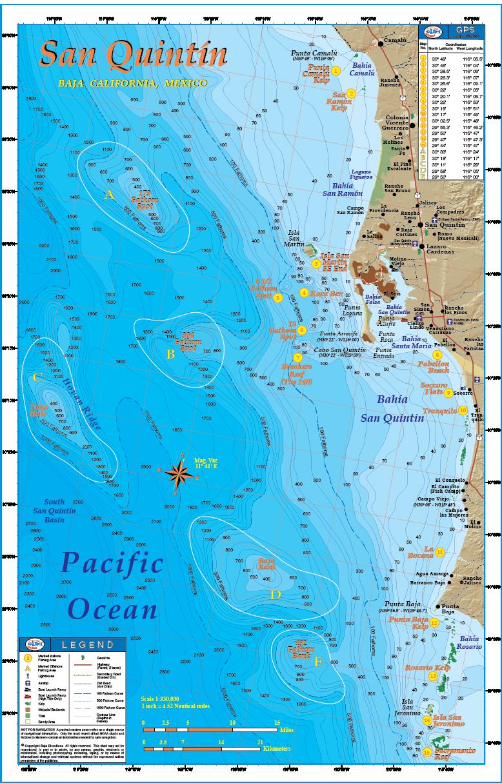 San Quintin Baja Directions